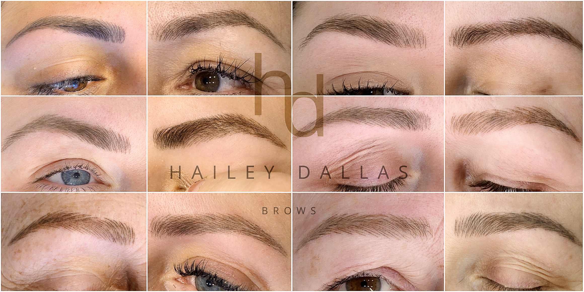 Hailey Dallas Brows