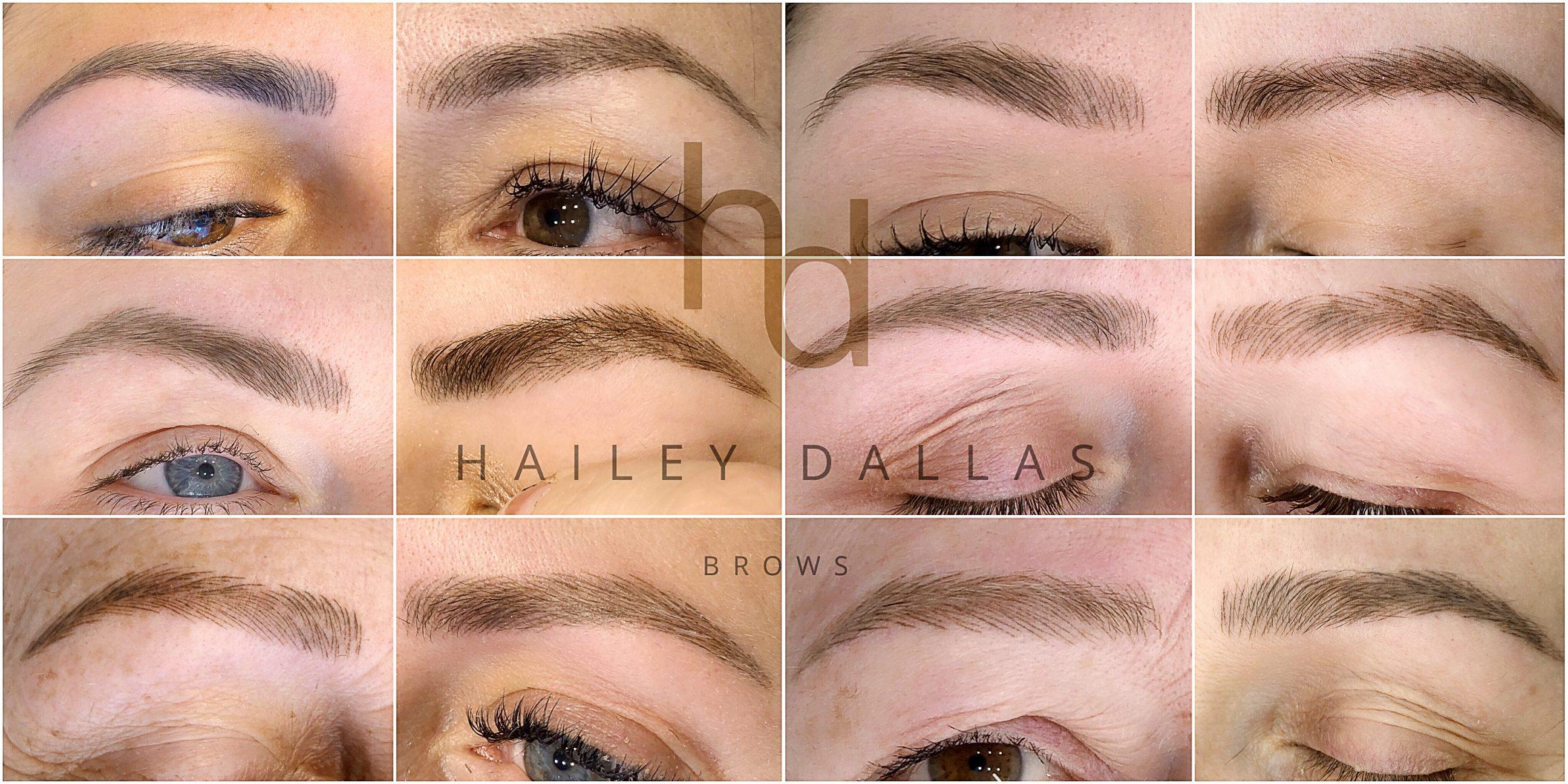 Hailey Dallas Brows