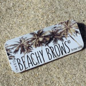Beachy Brow Soap